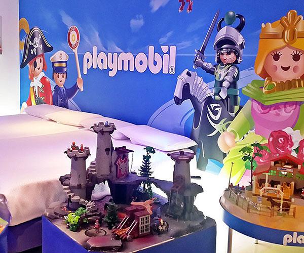 Habitación Playmobil Hotel Juguete Ibi  Alicante