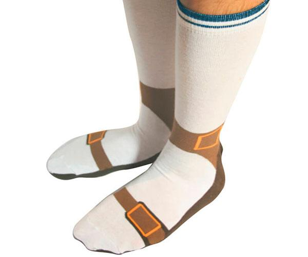 Calcetines Chanclas