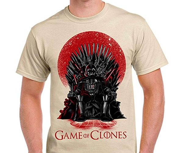 Camiseta Juego de Clones