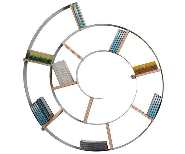 Estantería Libros Espiral