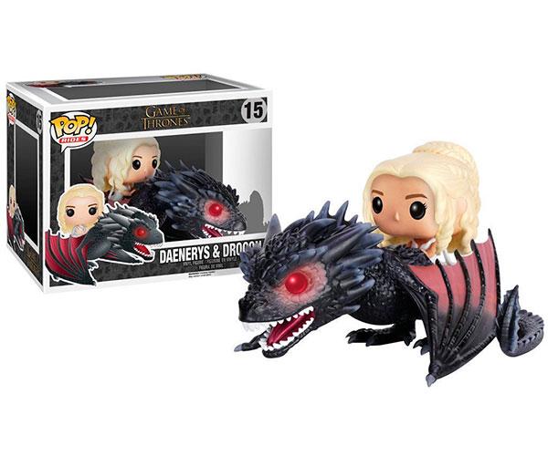 Daenerys Drogon Funko - Kalesi Dragon Juego Tronos