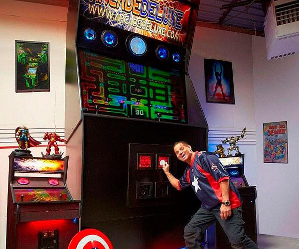 Arcade Gigante para Jugar