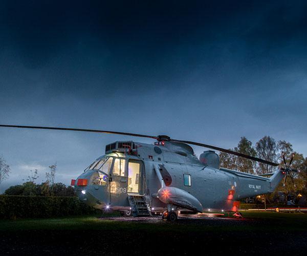 Hotel Helicóptero