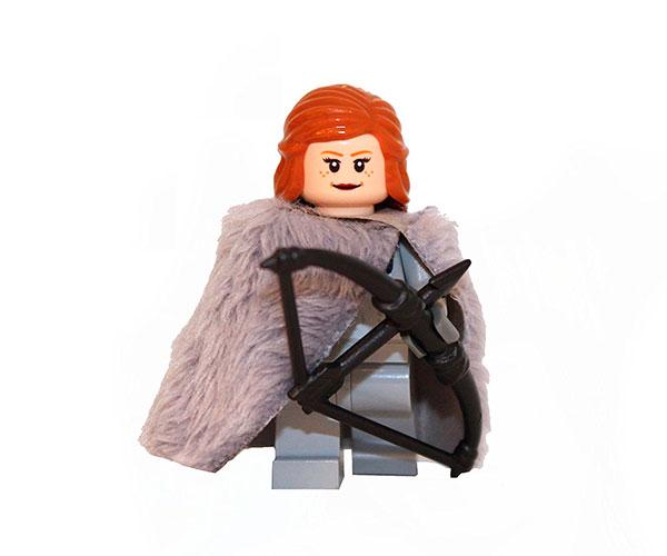 Lego Ygritte - Juego de Tronos