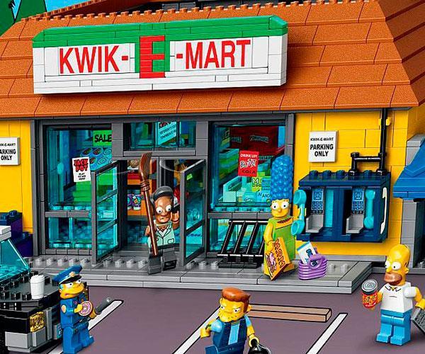 LEGO Badulaque Simpsons