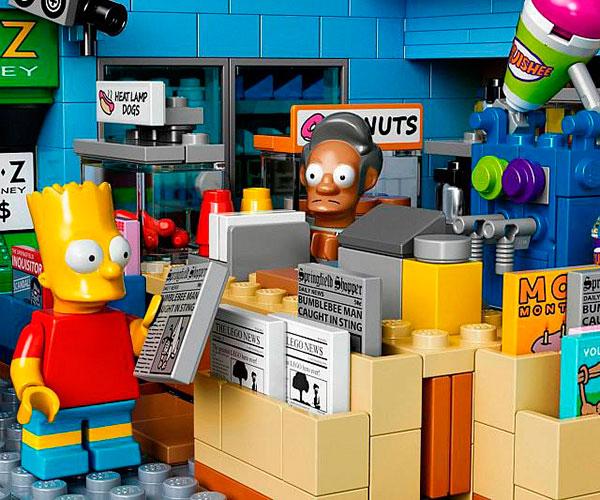 Lego Bart Simpson Badulaque