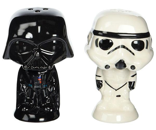 Salero Pimentero Funko Star Wars